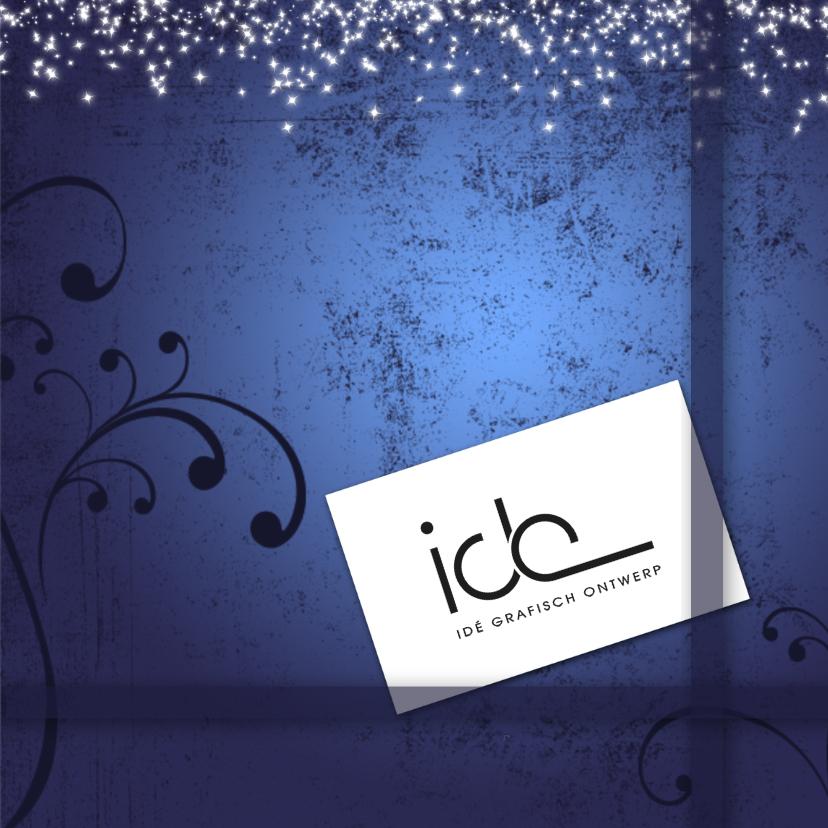 Zakelijke kerstkaart met foto-IP 3