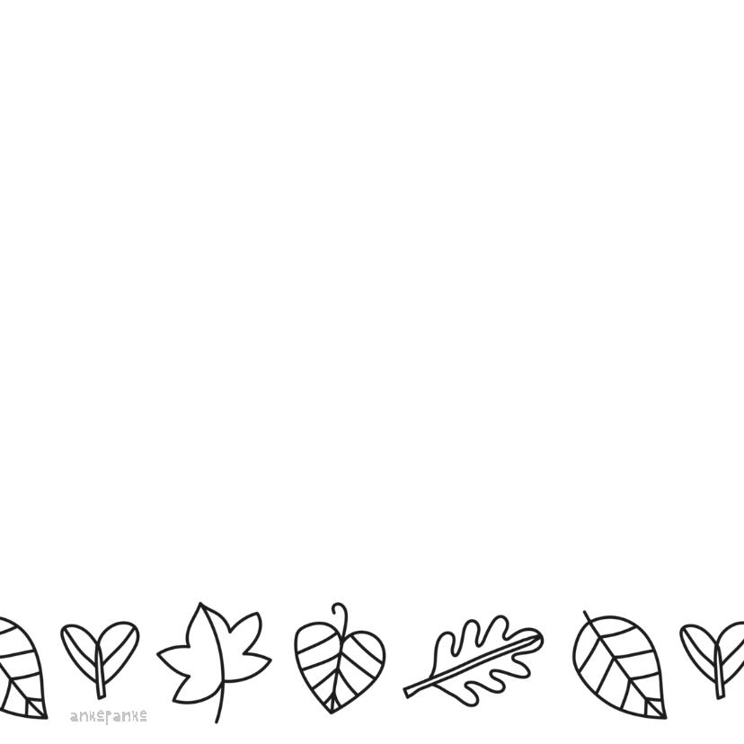 Zomaar Herfst bladeren 2