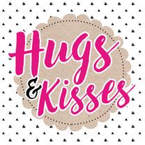 Zomaar kaarten - Zomaar Hugs & Kisses
