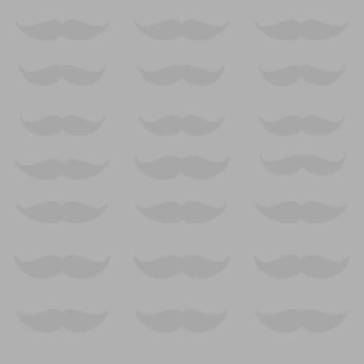 Zomaar kaarten - moustache 2