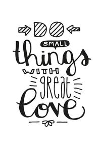 Zomaar kaarten - Zomaar Small things