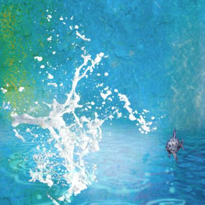 Zwemdiploma gefeliciteerd - eigen foto - SG 2